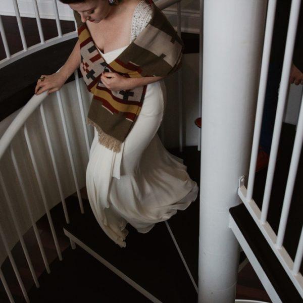 A Dia De Los Muertos Intimate Wedding Celebration