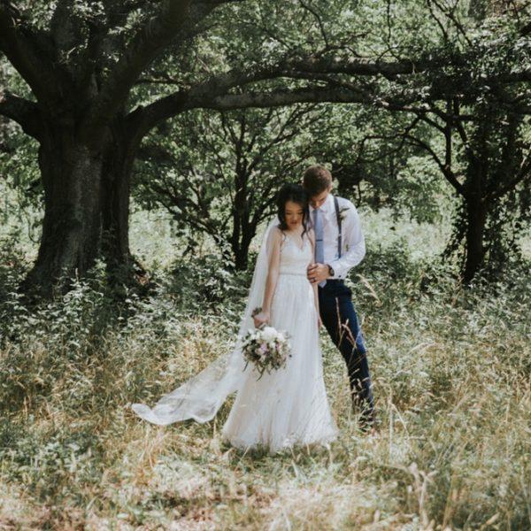 A Garden Wedding in Greenville South Carolina