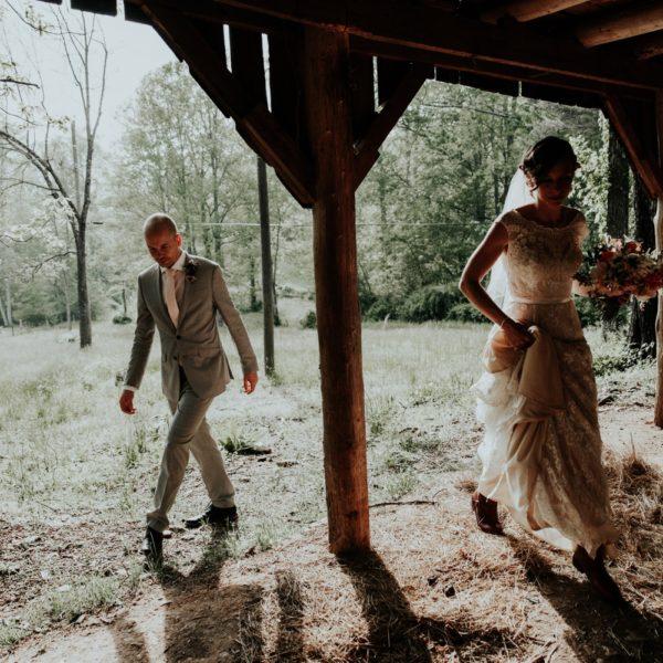 Springtime Wedding at Brahma Ridge