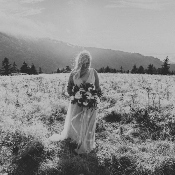 Roan Mountain State Park Adventure Elopement
